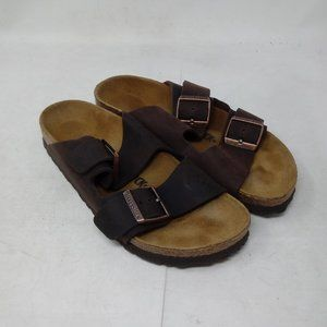 Birkenstock Arizona Oiled Leather Habana 052533
